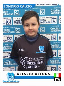 Alessio Alfonisi Portiere FIGU