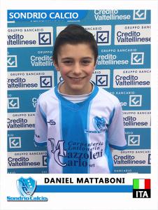 Daniel Mattaboni FIGU