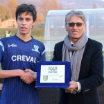 Amedeo Fascendini Man of the Match